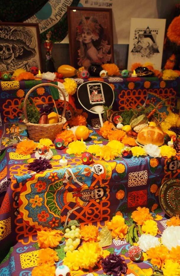 altar WOMB